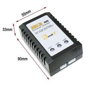 Image 3 - 1pcs Professionale Compact li polymer Li po 2S 3S Caricatore Dellequilibrio Della Batteria 2s 3s RC LiPo Per RC Helicopte 7.4V 10W