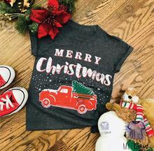Family Matching Christmas Tee Shirt