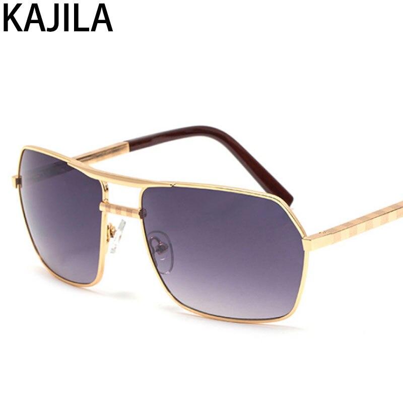 Vintage Square Sunglasses Men Wish 2020 Metal Spring Leg Retro Brande Designer Shades Sun Glasses For Man lentes de sol hombre
