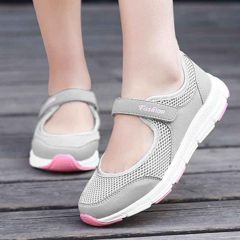 Fshion Sneakers Women Summer Casual Shoes Ladies Trainers Shoes Vulcanize Female Platform Shoes Woman Chaussure Femme mujer 3