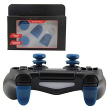 L2 R2 Trigger Extended Button Analog Extender Thumbstick Grips Enhanced Thumb Stick Cap For PS4 Controller