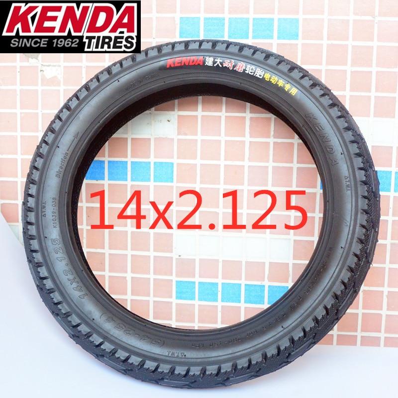 x2 KENDA 26 x 1.5 French Valve Mountain Bike Tube Tyre Tire 1.75 F//V Presta
