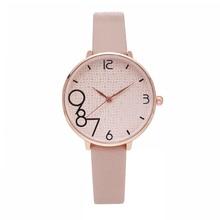 Fashion Casual Wrist Watch for women Stylish Simple Ladies Analog Quartz Watches Female Bracelet watch Clock reloj mujer