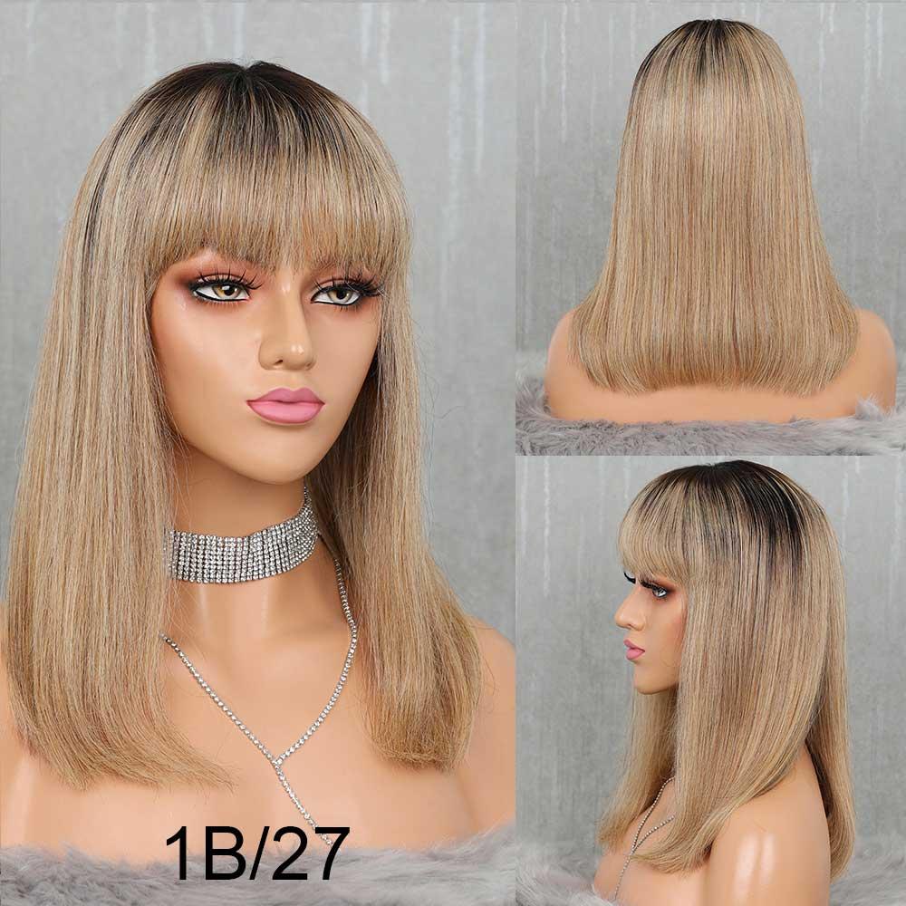 1b 27 bob wigs