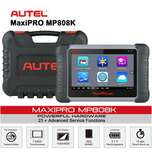 Autel MaxiPRO MP808K OBD2 Diagnostic Scanner Key Fob Programming All System Diagnostics with Bi directional Control Better DS808