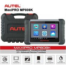 Autel Maxipro MP808K OBD2 Diagnose Scanner Sleutelhanger Programmering Alle Systeem Diagnostiek Met Bi Directionele Controle Beter DS808