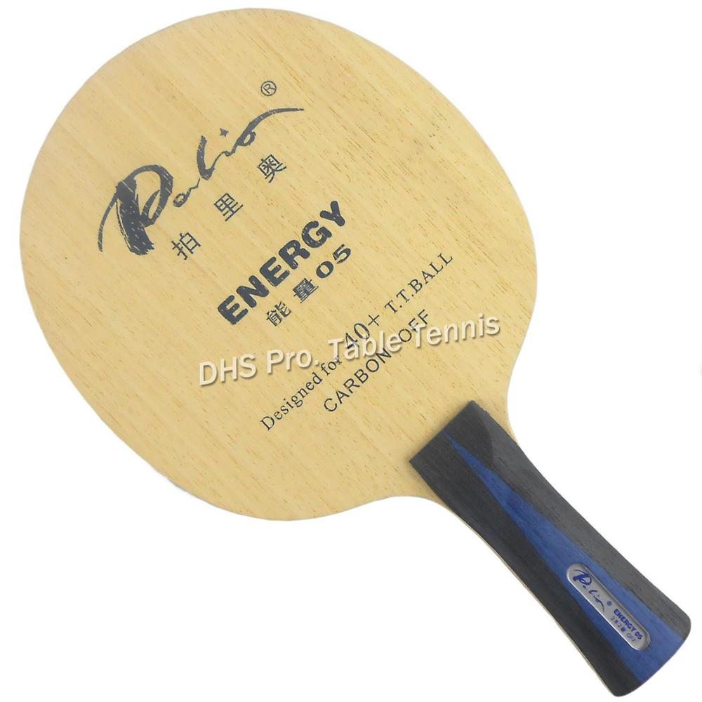 Palio Energy05 Energy 05 Energy-05 Table Tennis Pingpong Blade