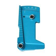 Adjustable Ruler Adjusting RC Car Height & Wheel Rim Camber 15 degrees Hobby Tools CNC For 1/8 1/10 Tamiya HSP HPI