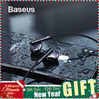 Baseus S30 Bluetooth Trasduttore Auricolare Senza Fili di Sport Lightweight auricolari IPX5 Impermeabile 3D Stereo Bass Auricolare con HD Il Mic per il Telefono