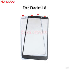 "Original For Xiaomi Redmi 5 Plus Touchscreen Panel Front Cover Glass Lens LCD Display Touch Screen 5.7""(China)"
