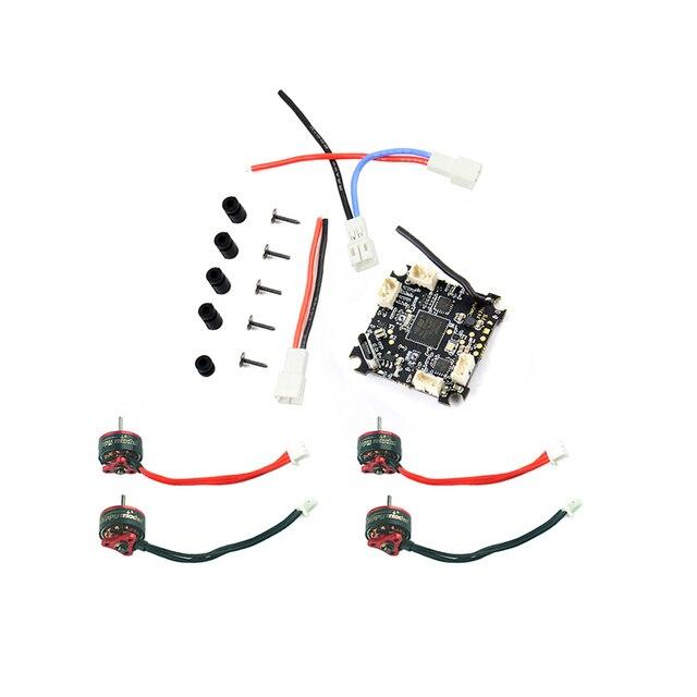 Happymodel Mobula7 موبولا 7 قطع الغيار استبدال كرازي بي F4 برو وحدة تحكم في الطيران SE0802 1 2S 16000KV 19000KV CW CCW موتورز