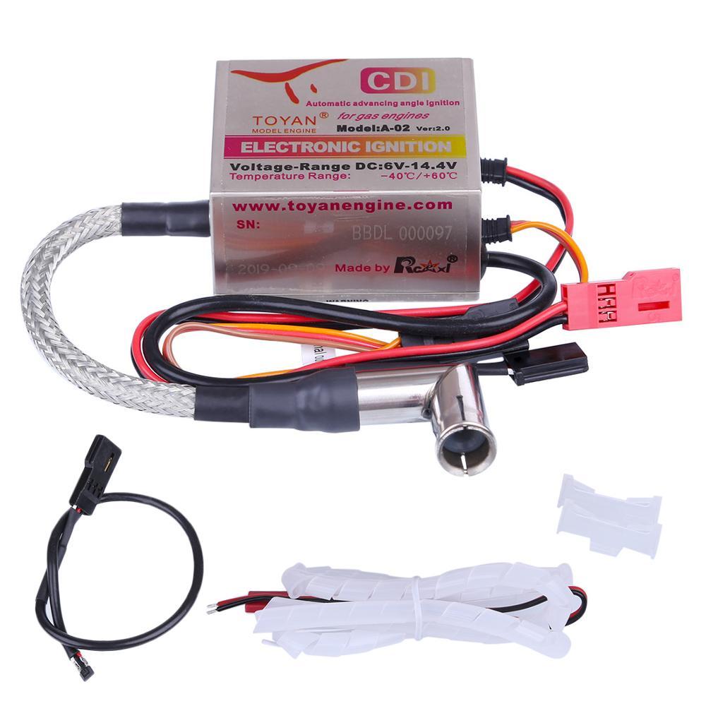 2019 gran oferta CDI para TOYAN FS S100 gasolina versión Kit