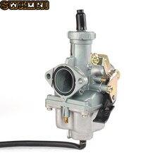 Alta qualidade 27 mm cabo choke carburador para 125 150 200 250 300cc atv quad go kart pz27 motocicleta carburador