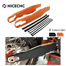 Motorcycle Swingarm Swing Arm Guards Covers Protector For KTM 125 150 250 300 SX XC 250 350 450 SX-F XC-F 2013-2021