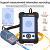 AUA-400 Fiber Optic Inspection Microscope Probe with 3.5 Inch Display Screen Monitor