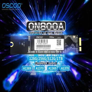 Oscoo 3D TLC SSD SATA3 120GB 240 GB 500GB 1TB hard disk for Macbook 2010 2011 A1369 A1370 Apple macbook SSD solid state drive zheino 3d sata3 512gb ssd hard dirve high speed 3d tlc nand flash internal solid state disk drive for pc laptop macbook server