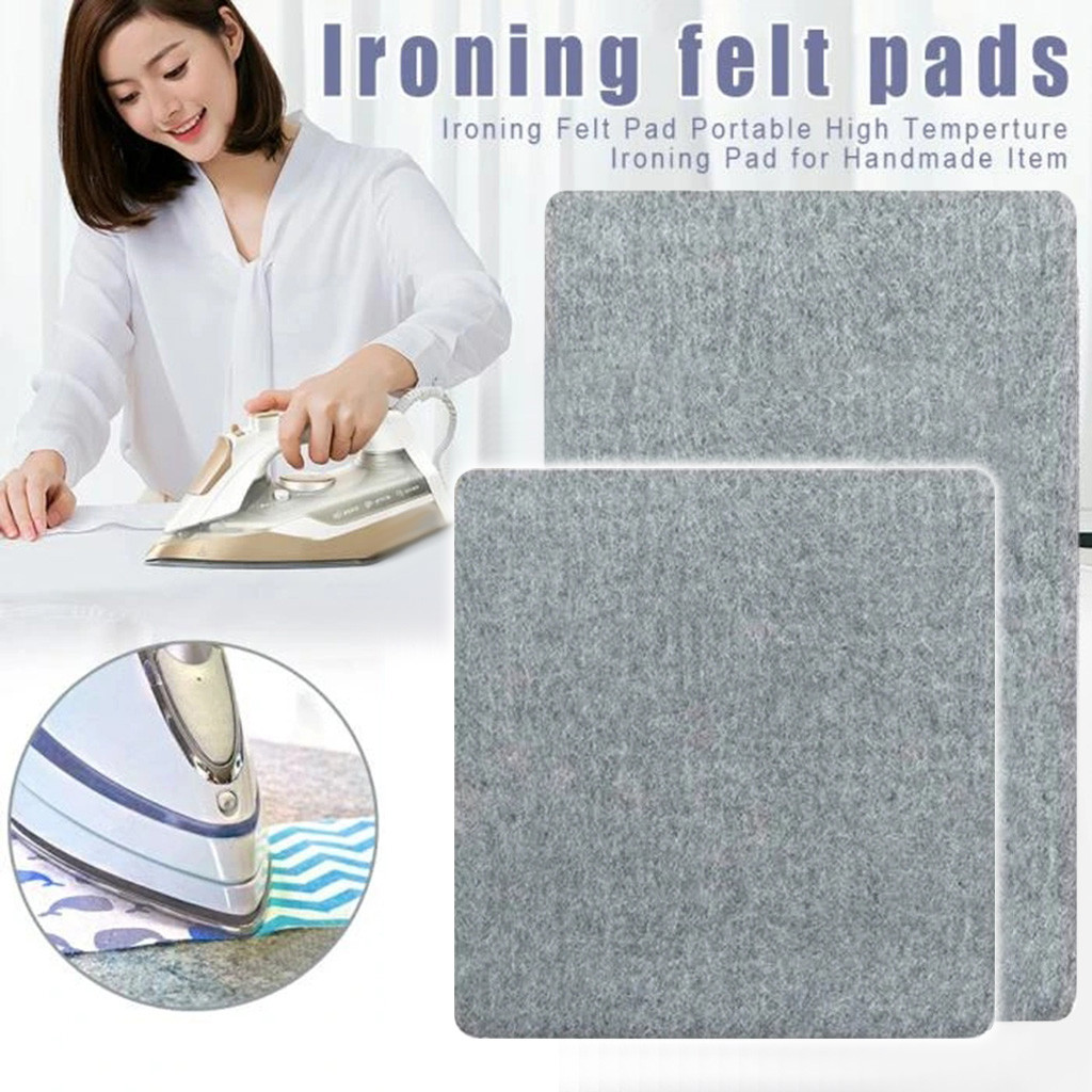 Wool Felt Ironing Board Easy Portable Ironing Pad Hand Sewing Tool Home Accessories Pressing Mat Wool Pressing Mat Ironing Pad