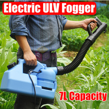 110V/220V Electric ULV fogger Sprayer Mosquito Killer Disinfection Machine Insecticide Atomizer Pest Repellent Repeller