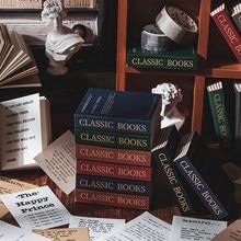 Papier artisanal origami, 100 feuilles, matériel de Scrapbooking, pour petit livre, chef-d 'œuvre, graveur, décor vintage, bricolage