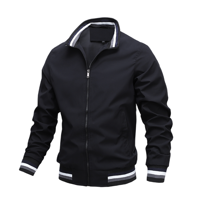 Mens Fashion Jackets and Coats New Men's Windbreaker Bomber Jacket 2020 Autumn Men Army Cargo Outdoors Clothes Casual Streetwear 4