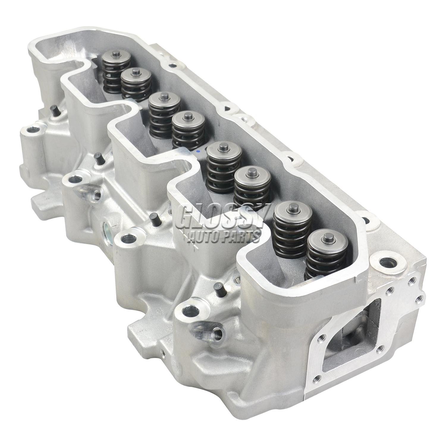 AP03 300Tdi Cylinder Head With Valves For Defender Discovery Range Rover Classic