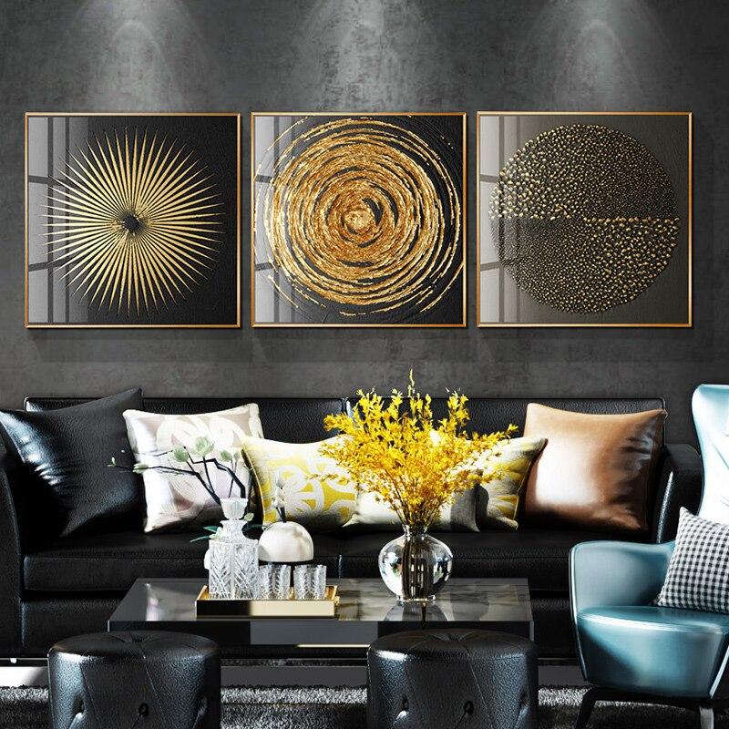 Sala de estar moderna decoração pintura luz