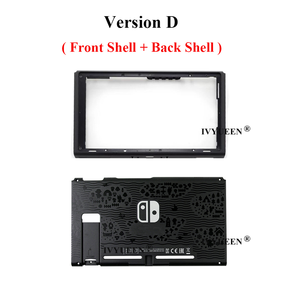 for Nintendoswitch Nintend switch console housing shell case 19