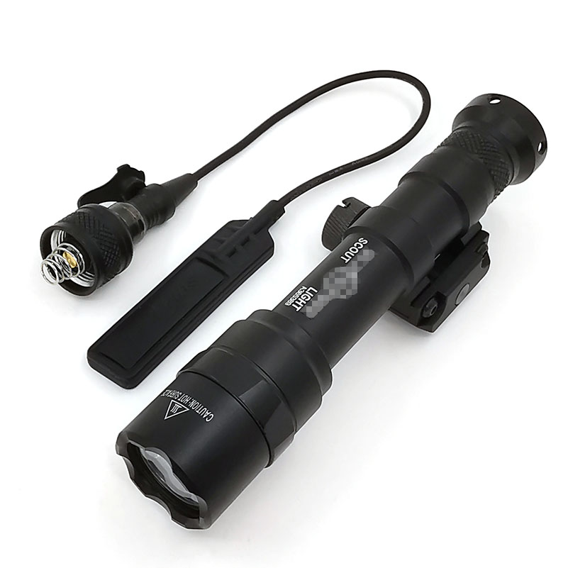 lanterna tatica m600b scout luz tatico led 04