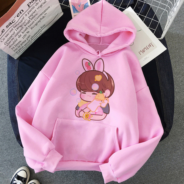 STRAY KIDS THEMED HOODIE (33 VARIAN)