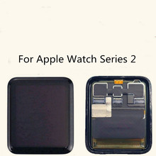 Have Stock For Apple Watch Series 2 LCD Display Touch Screen Digitizer Series2 S2 38mm/42mm Pantalla LCD Replacement Black allen bradley 2711p k12a panelview 1250 touch glass replacement 2711p k12c overlay have in stock