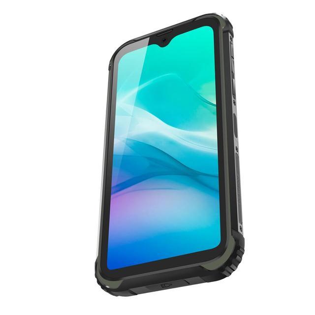 Blackview BV5900 IP68 Waterproof Rugged Smartphone 5.7'' Screen Android 9.0 Pie 3GB RAM 32GB ROM Mobile NFC 5580mAh 4G Cellphone 6