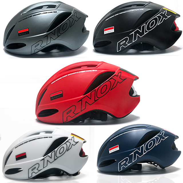 Rnox ciclismo capacete velocidade de corrida pneumático capacetes da bicicleta estrada para homens feminino tt tempo triathlon triathlon capacete da bicicleta casco ciclismo 1