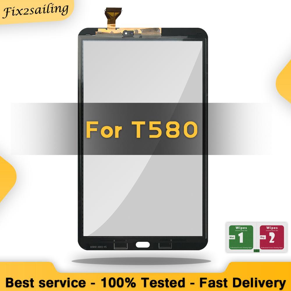 Сенсорный экран для Samsung Galaxy TabA 10,1, сенсорный экран с дигитайзером, замена, стекло для экрана