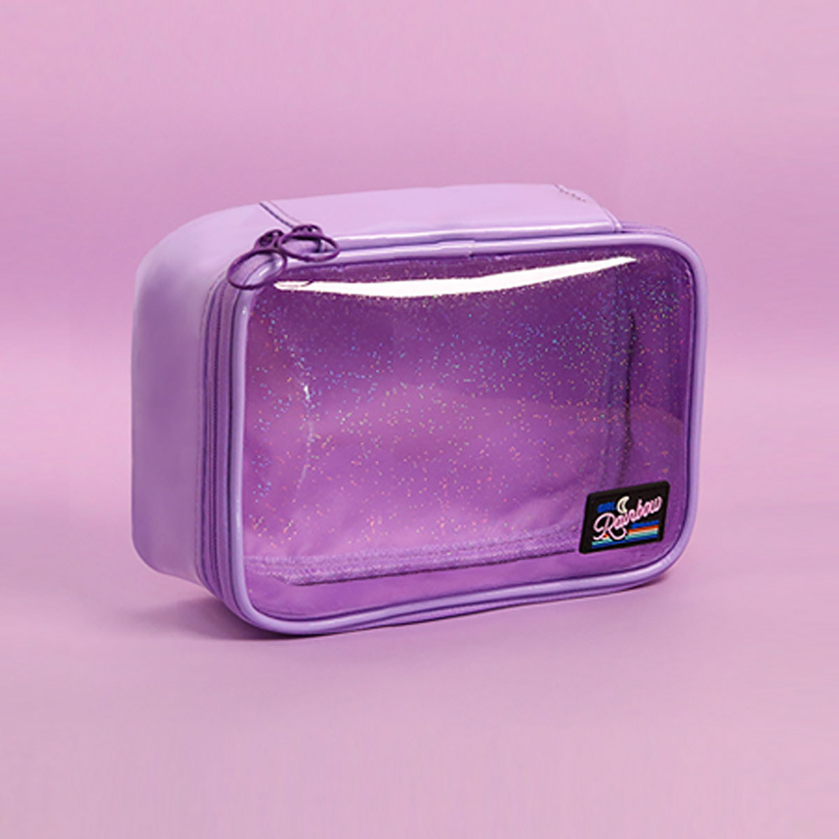 Transparent Star Cosmetic Bag Beauty Storage Case Wash Pouch Toiletry Bag Women PVC Small For Makeup Tools