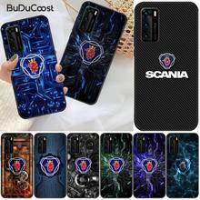 Manton Scania Truck Customer High Quality Phone Case For Huawei P9 10 20 30 40 P Smart 20lite 2019 P30 lite Pro P9 lite 2017 truck lite 99200r lens