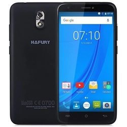 CUBOT HAFURY MIX SmartPhone 2GB RAM 16GB ROM Telephone MTK6580 Quad Core Android 7.0 2600MAH WIFI GPS 5.0 Inch IPS 3G CellPhone