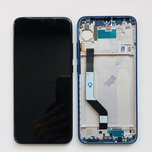 Image 3 - AAA מבחן מקורי LCD עבור Xiaomi Redmi הערה 7 LCD תצוגת החלפת מסך עבור Redmi Note7 Pro LCD מסך מגע m1901F7G + מסגרת