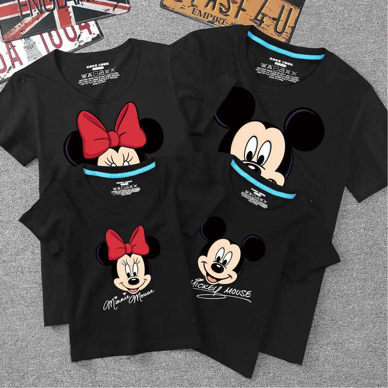 Mama Family Baby Mini Mouse Baby Minnie Mickey t shirt Disney MINI shirt Dada Disney T-shirt Mini Disney shirt