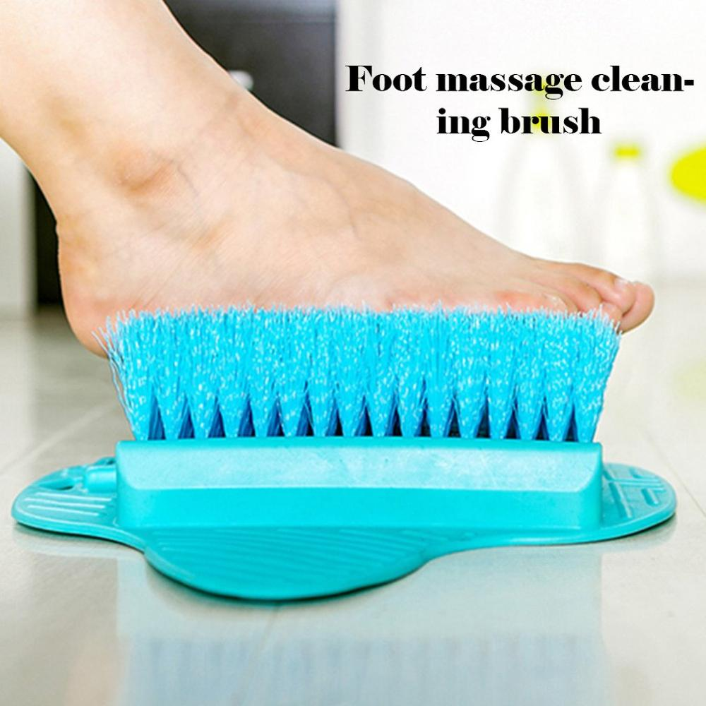 Foot Cleaner Foot Massage Brush Remove Dead Skin Grinding Foot Brush Foot Grinding Machine Grinding Machine Pedicure