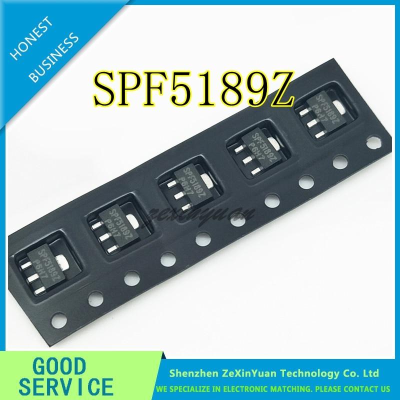 10PCS SPF5189Z SPF-5189Z SPF5189 SPF-5189 5189Z 50MHz-4000MHz LNA IC