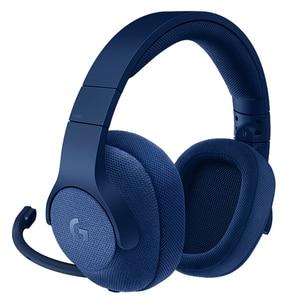 Image 4 - Logitech G433 7.1 משחקי Surround אוזניות Wired אוזניות DTS אוזניות עם מיקרופון Nintendo מתג PS4 Xbox אחת טבליות נייד