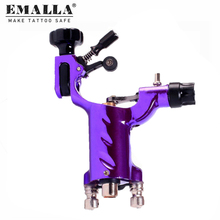 Tattoo Liner Shader Motor Rotary Tattoo Machine Gun Purple Tattoo Machines Motor Tattoo Gun Tattoo Power Supplies Free Shipping crazy hot sales sliver sunskin primus rotary tattoo machine for shader liner high quality motor gun tattoo gun free shipping