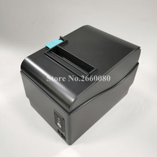250m/s 80mm Thermal Receipt Printer 3 Bill Printer with USB Ethernet RS232 Serial Port Auto Cutter