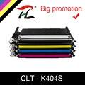 YLC wkład z tonerem CLT-K404S M404S C404S CLT-Y404S 404S kompatybilne z samsungiem C430W C433W C480 C480FN C480FW C480W drukarki