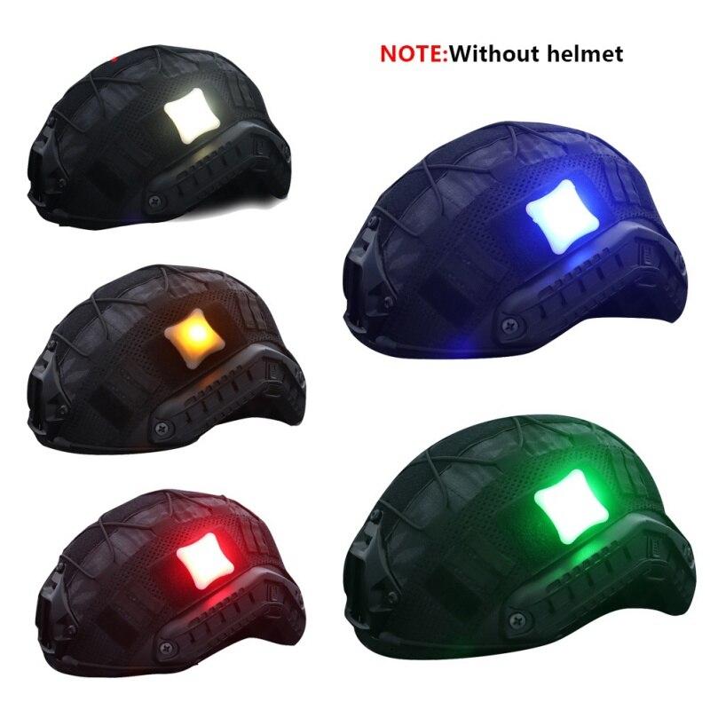 Открытый тактический сигнальный светильник, индикаторы, шлем, светильник, лампа для выживания, водонепроницаемый военный Molle, охотничий све...