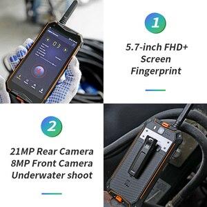 """Image 3 - هاتف Ulefone Armor 3WT مقاوم للماء IP68 هاتف ذكي 5.7 """"ثماني النواة 6GB + 64GB هيليو P70 أندرويد 9 10300mAh الإصدار العالمي للهاتف المحمول"""