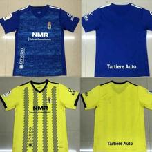 Camiseta-De-Ftbol Masculina Real Correr Ropa 20-21-R. FOLCH Para Hombre Y.