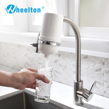 Wheelton Kitchen Activated Carbon Filter Faucet Water Purifier Multi-function Direct Drinking Tap Replacement Filter