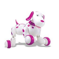 777-338 RC Robot Slimme Hond 2.4G RC Intelligente Simulatie Mini Hond gratis verzending Voor Kinderen Gift