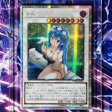 Toys Collectibles-Game-Collection Anime-Cards in DIY Yu Gi Rem Different-World Hobbies